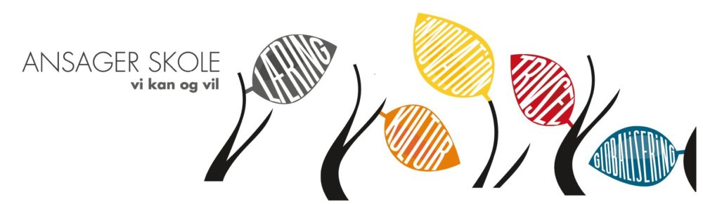 Ansager Skole - logo